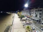 Nueva iluminación en Barbate